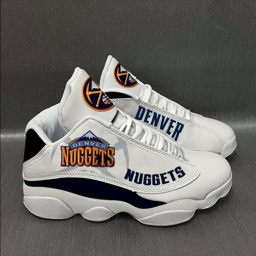 Women's Denver Nuggets Limited Edition JD13 Sneakers 001