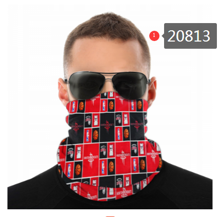 Houston Rockets Variety Face Scarf 20813(Pls check description for details)