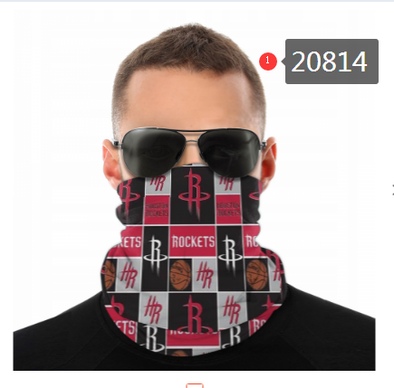 Houston Rockets Variety Face Scarf 20814(Pls check description for details)