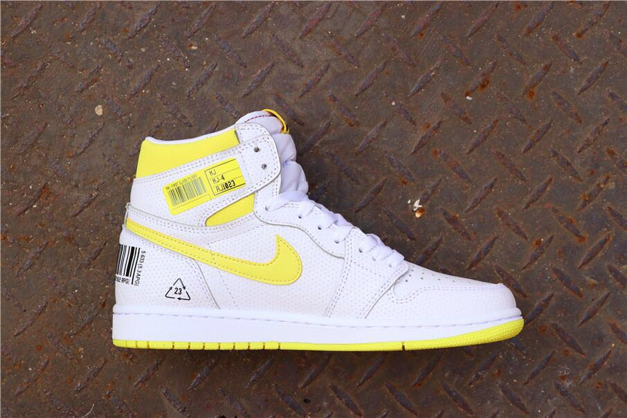 Men's Running weapon Air Jordan 1 Shoes 028