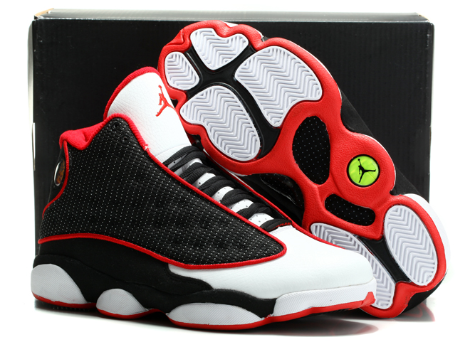 Men's Running Weapon Air Jordan 13 Super Quality Shoes 014