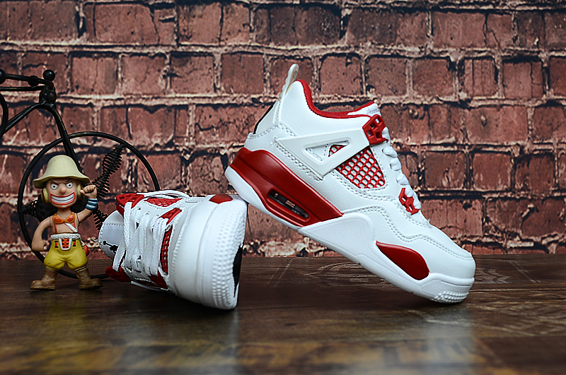 Youth Running weapon Super Quality Air Jordan 4 Shoes 004