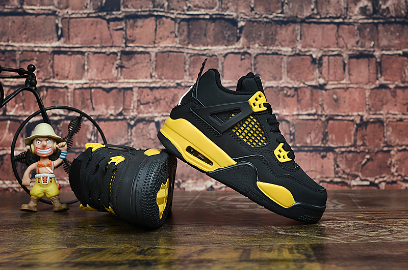 Youth Running weapon Super Quality Air Jordan 4 Shoes 007