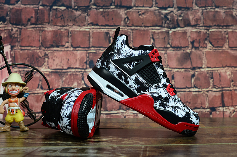 Youth Running weapon Super Quality Air Jordan 4 Shoes 008