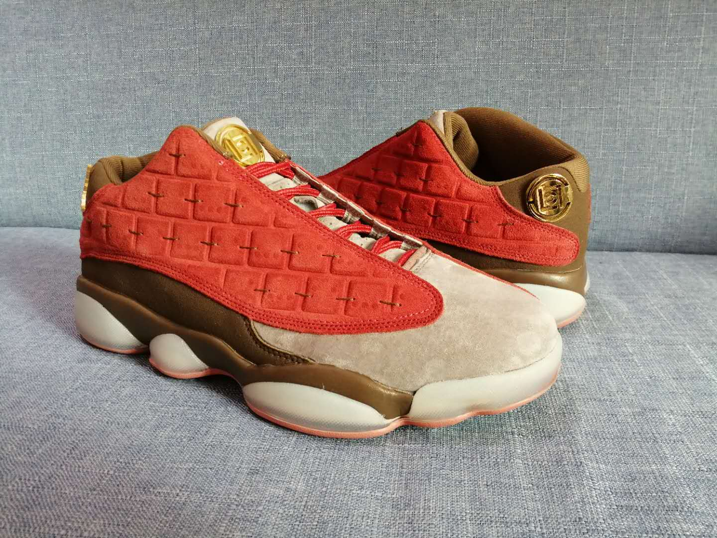 Women's Running weapon Air Jordan 13 Shoes 001