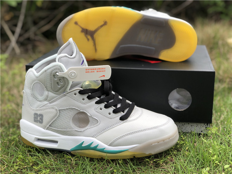 Men's Running Weapon Air Jordan 5 Shoes 014