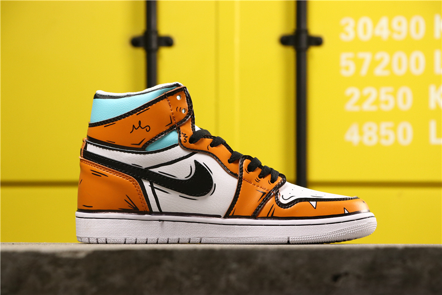 Women's Running weapon Air Jordan 1 shoes 043