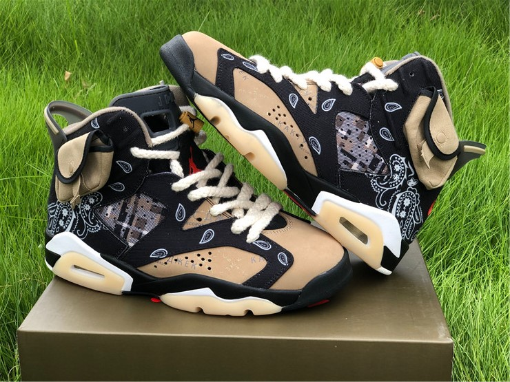 Men's Running Weapon Super Quality Air Jordan 6 Shoes 025