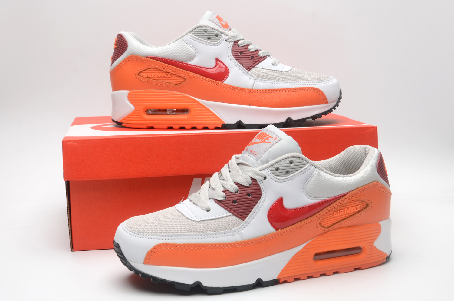 Women's Running weapon Air Max 90 Shoes 031