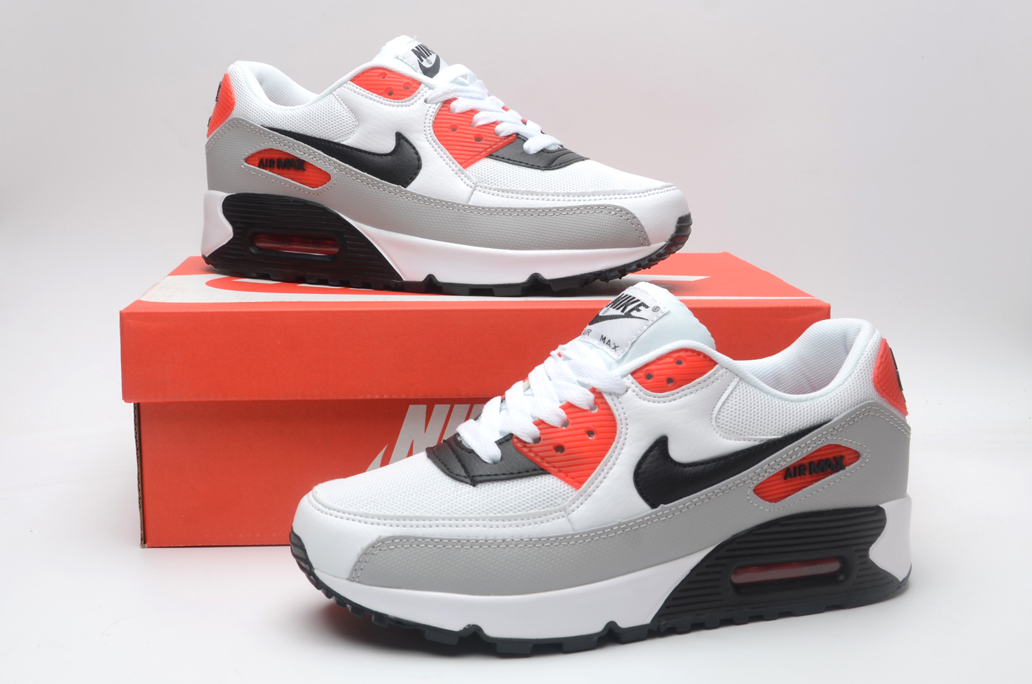 Women's Running weapon Air Max 90 Shoes 034