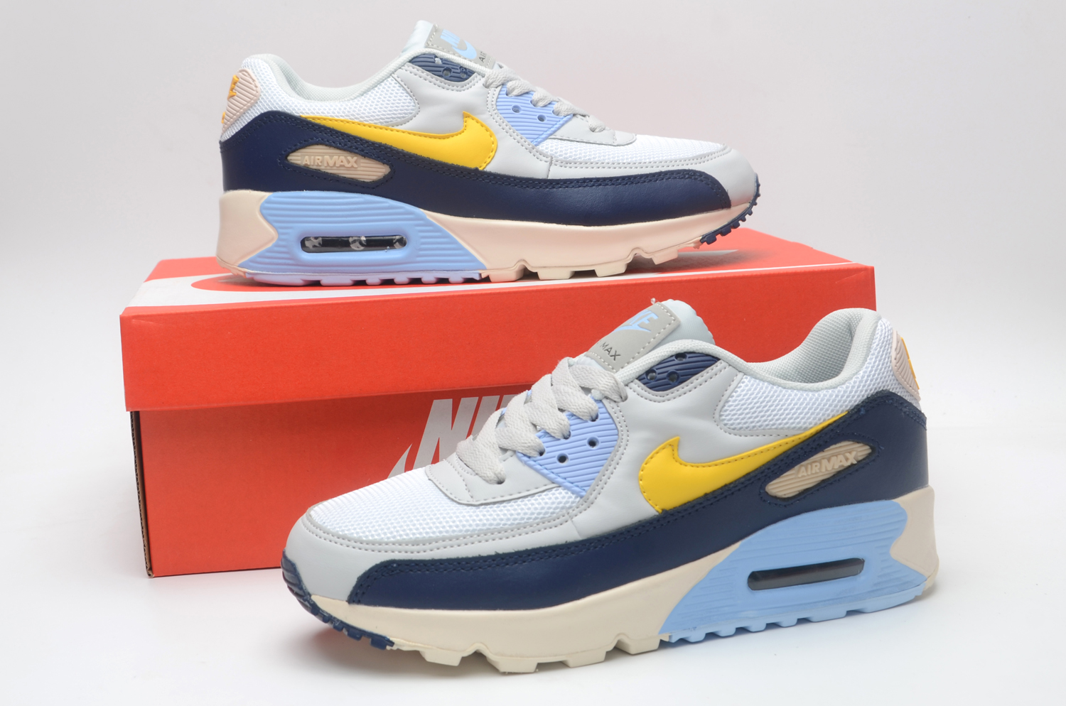 Women's Running weapon Air Max 90 Shoes 033