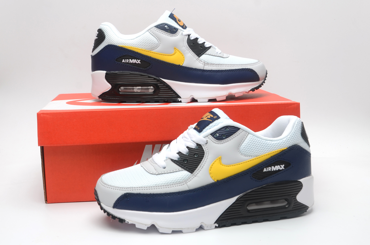 Women's Running weapon Air Max 90 Shoes 035