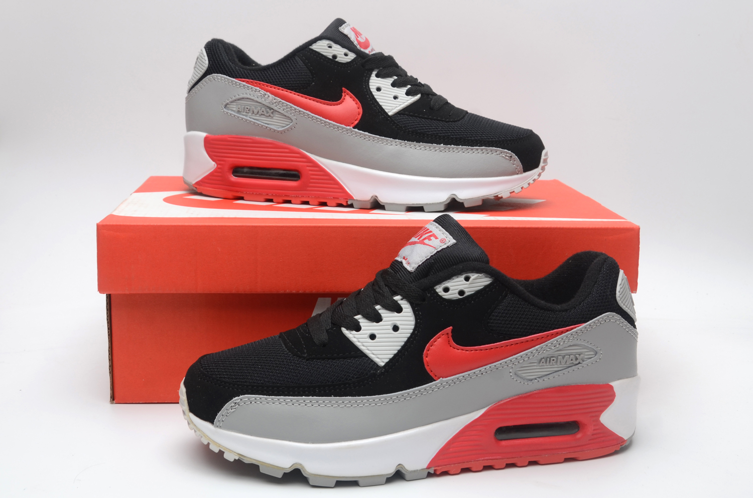 Women's Running weapon Air Max 90 Shoes 037