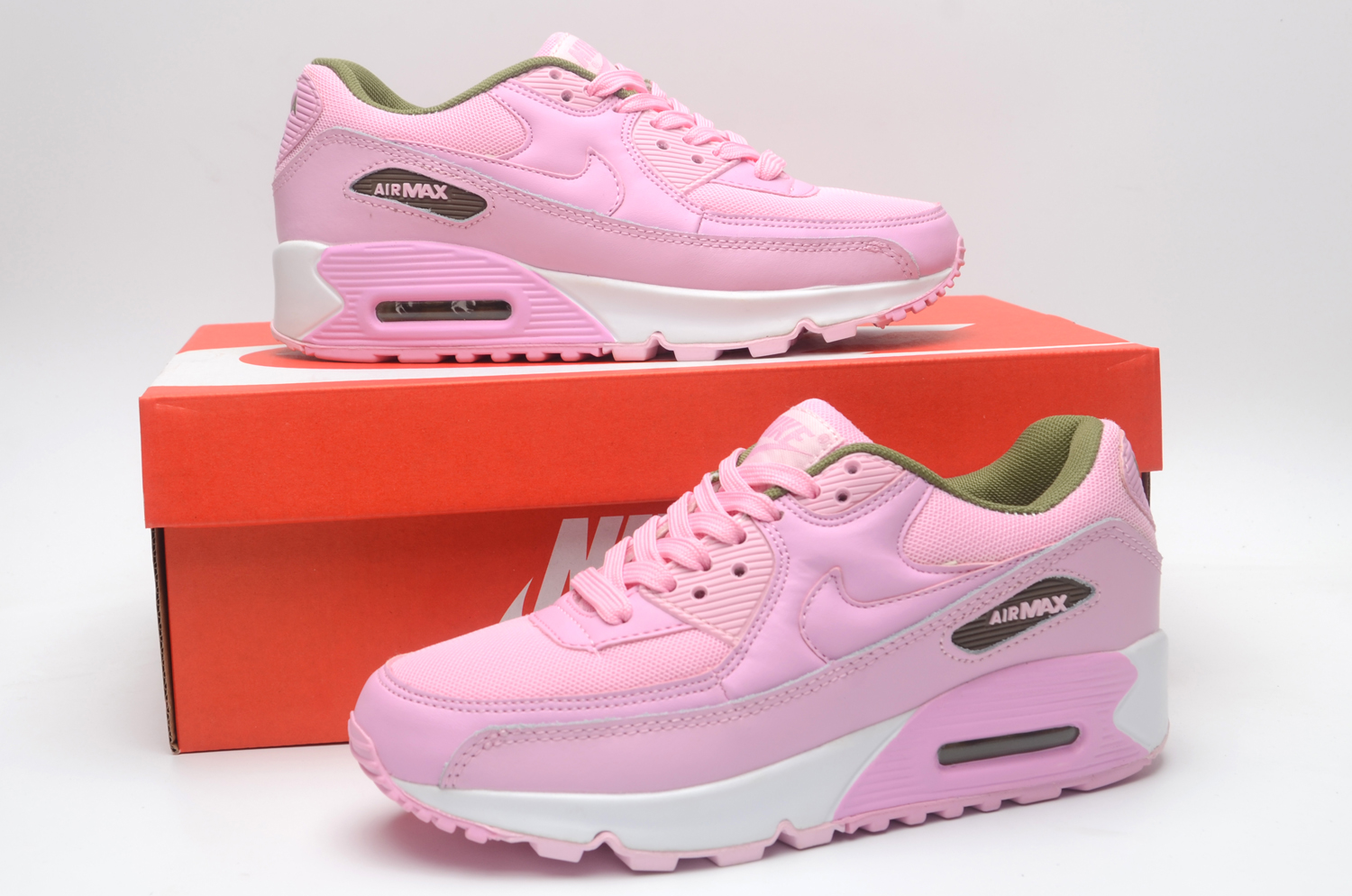 Women's Running weapon Air Max 90 Shoes 039