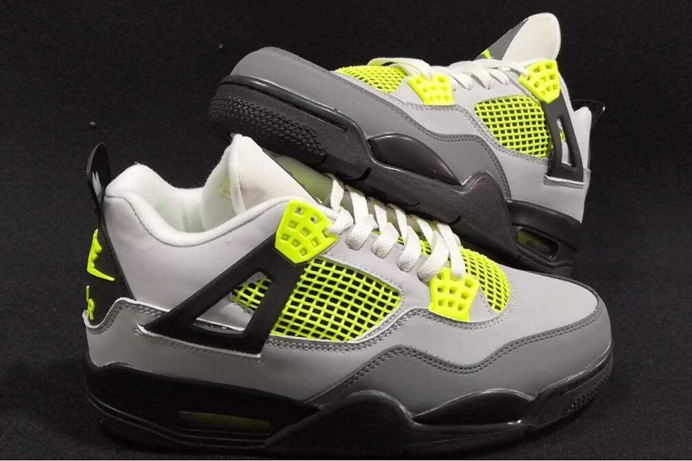 Men's Hot Sale Running weapon Air Jordan 4 shoes 011