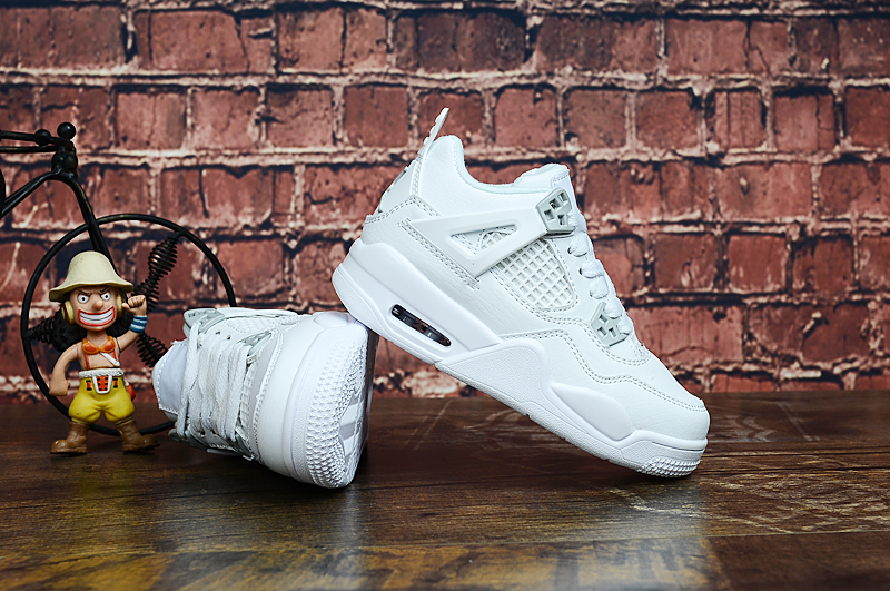 Youth Running weapon Super Quality Air Jordan 4 Shoes 002