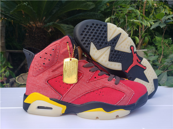 Men's Running Weapon Super Quality Air Jordan 6 Shoes 019