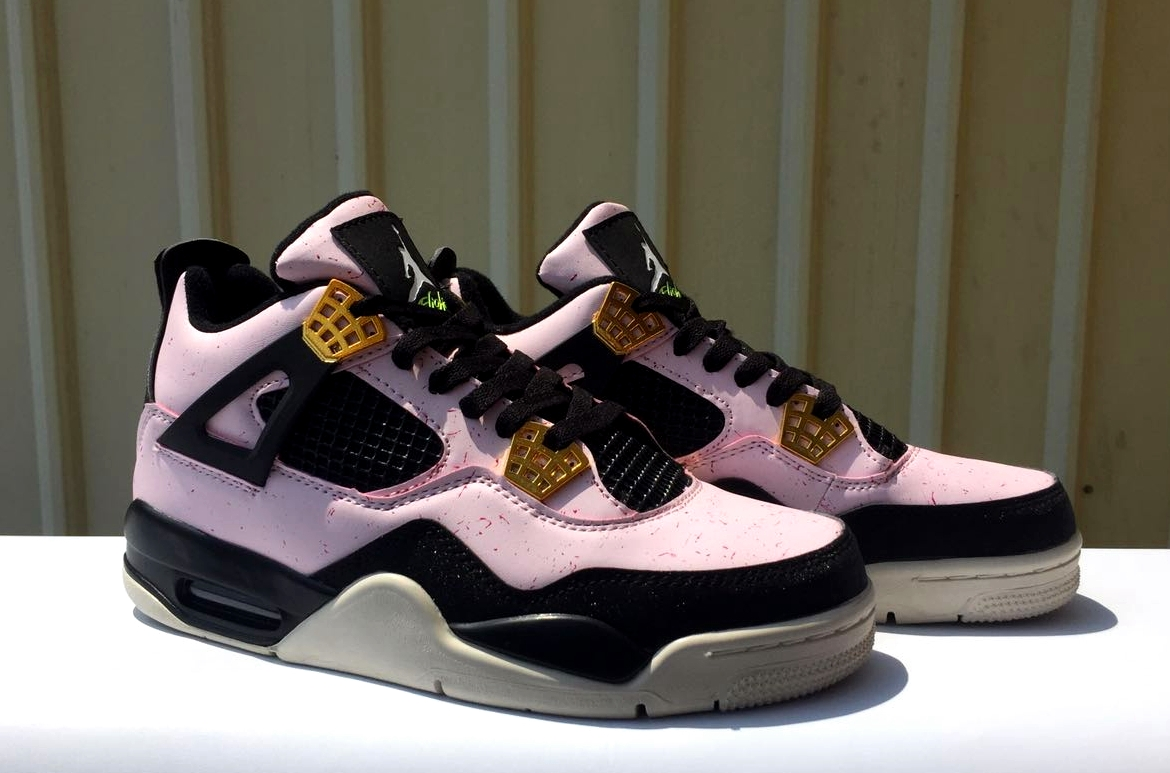 Men's Hot Sale Running weapon Air Jordan 4 shoes 017