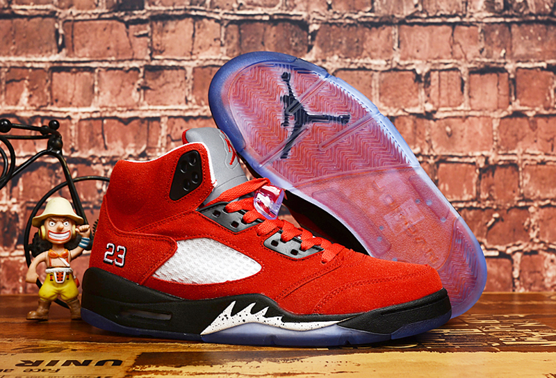 Men's Running weapon Air Jordan 5 Shoes 004