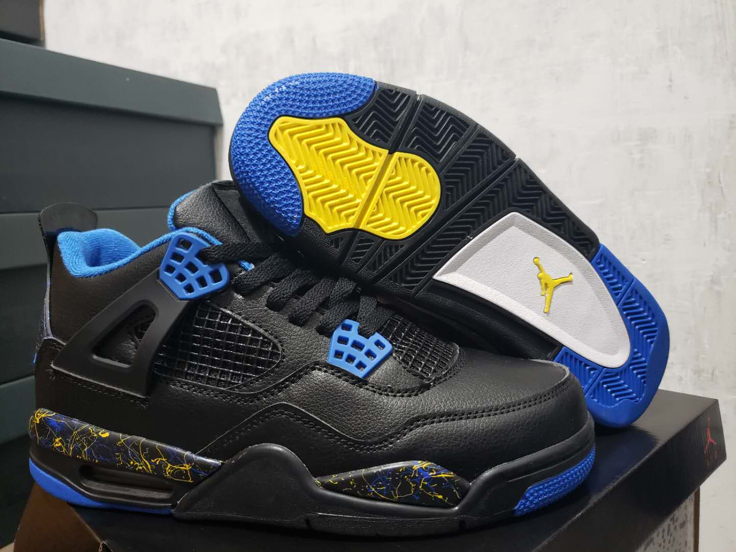 Men's Hot Sale Running weapon Air Jordan 4 shoes 019