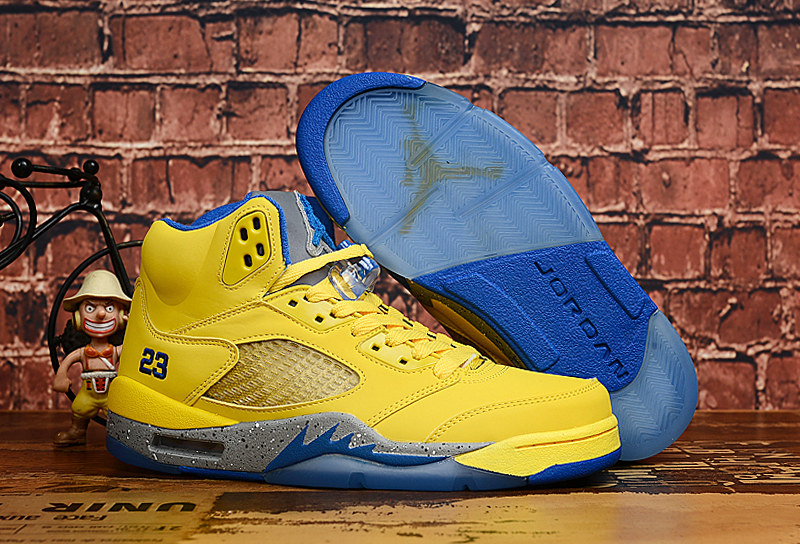 Men's Running weapon Air Jordan 5 Shoes 007