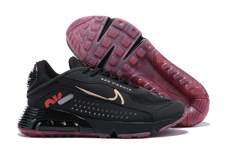 Men's Running weapon Air Max 2090 Black Shoes 017