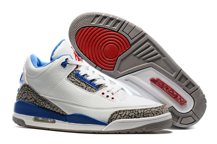 Running weapon Cheap Air Jordan 3 Shoes Retro Newest for Men