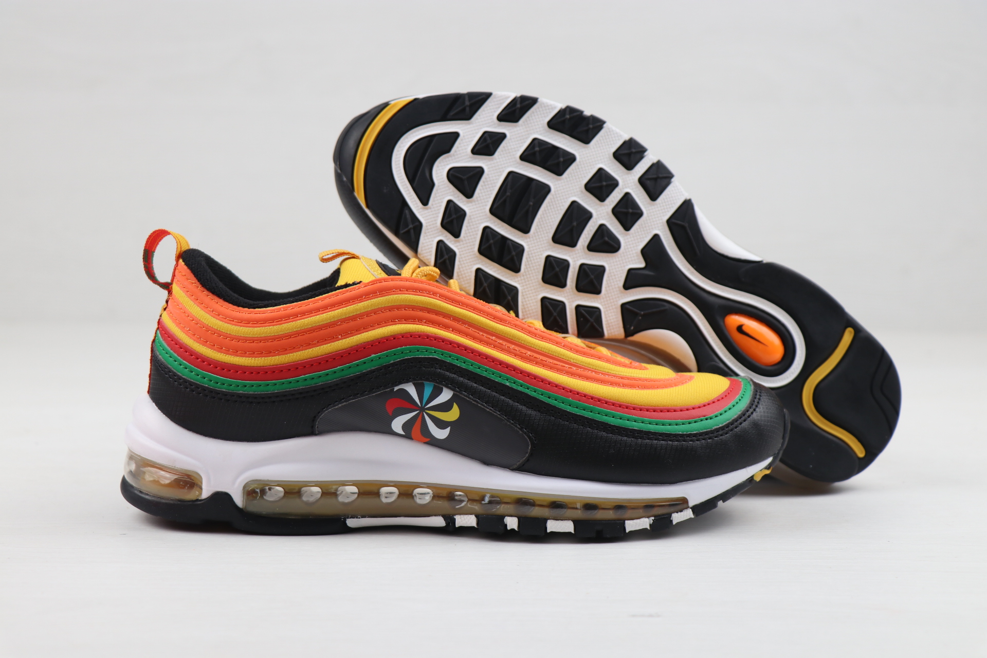 Men's Running weapon Air Max 97 Shoes 018