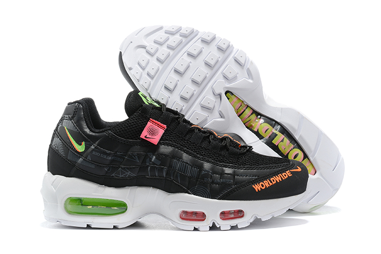 Women's Running weapon Air Max 95 Shoes 012