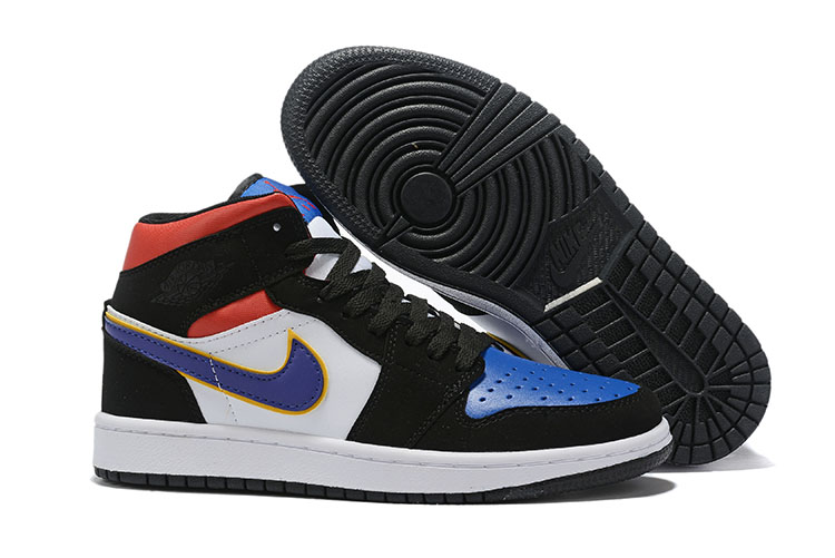 Men's Running weapon Air Jordan 1 Shoes 036