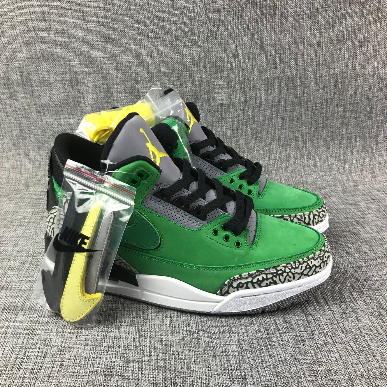 Men's Running weapon Super Quality Air Jordan 3 Shoes 003