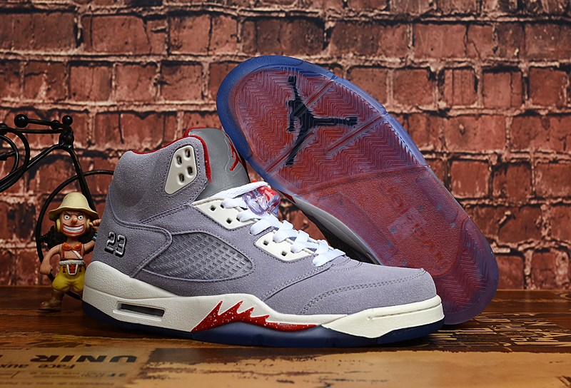 Men's Running weapon Air Jordan 5 Shoes 003