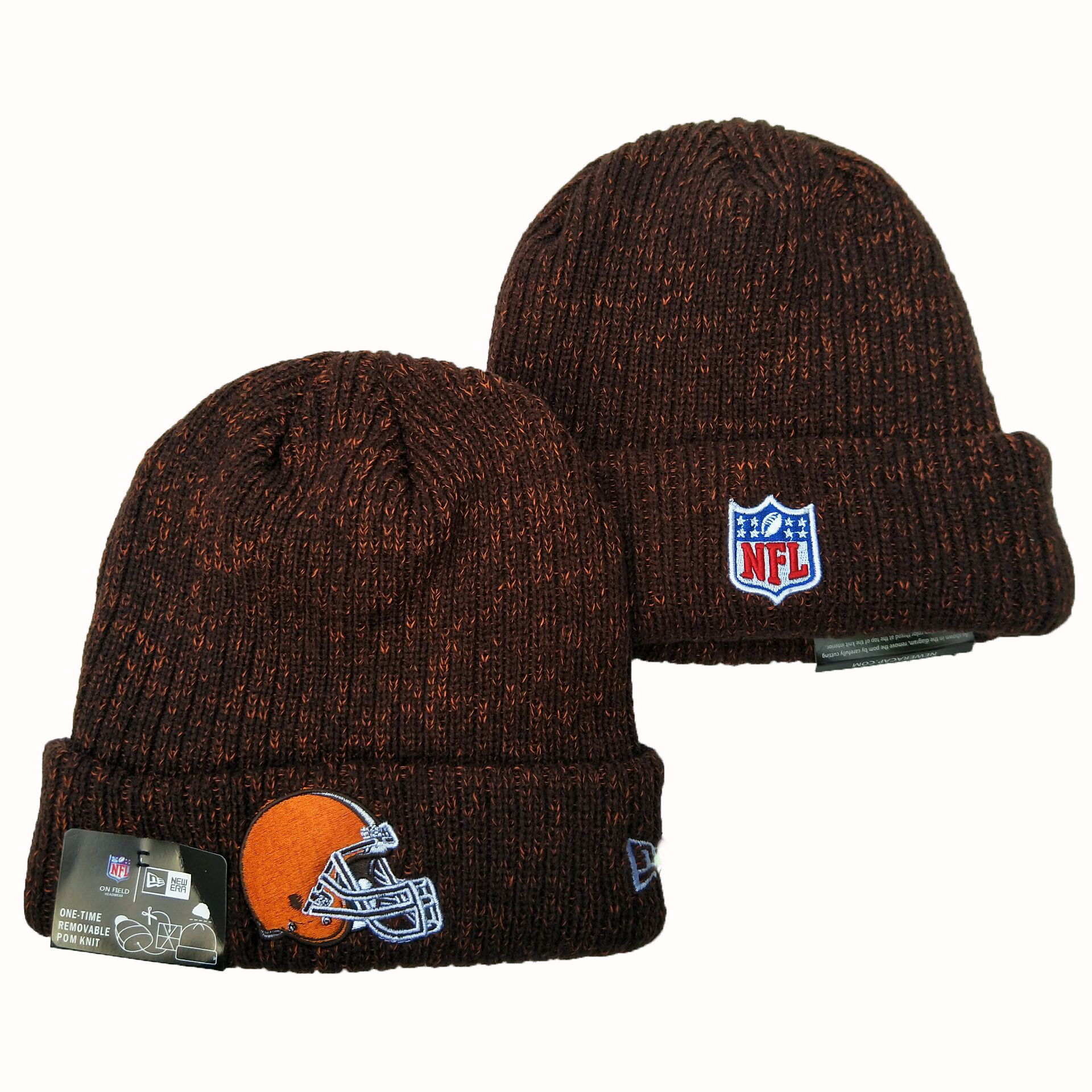 Cleveland Browns Knit Hats 035