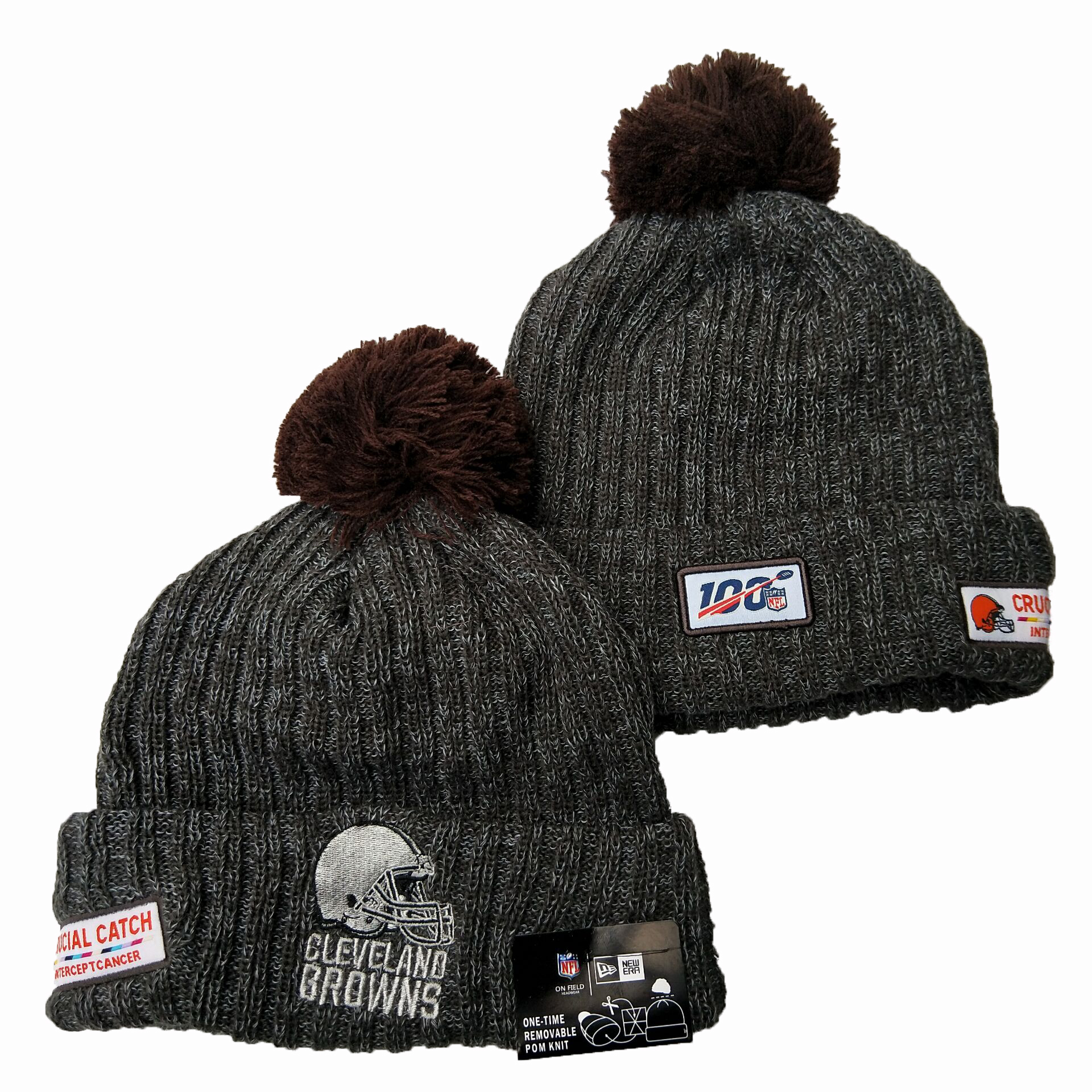 Cleveland Browns Knit Hats 044