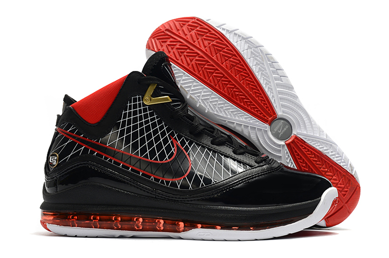 Men's Running weapon LeBron James 7 Shoes 004