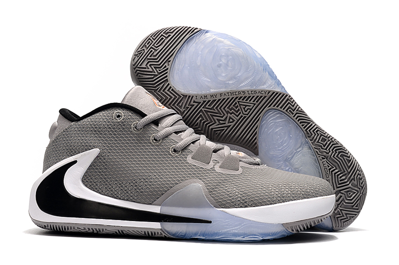 Men's Running weapon Zoom Freak 1 Grey Shoes 0017