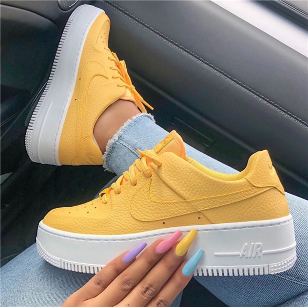 Women's Air Force 1 Shoes 002