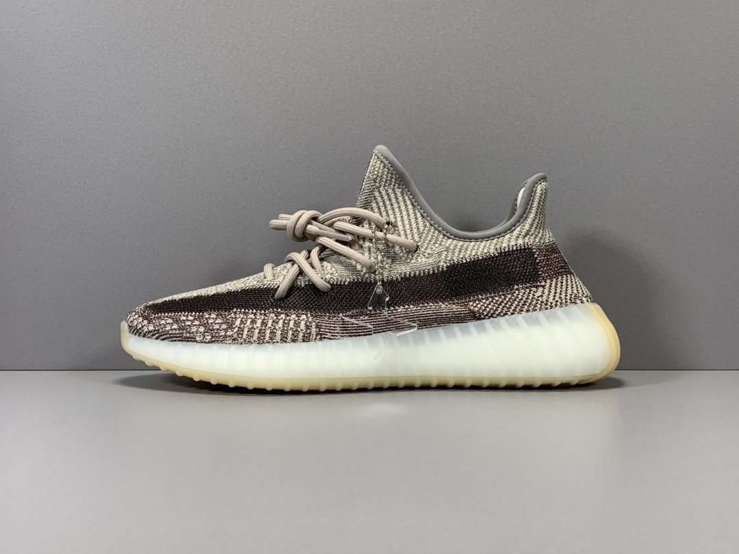 "Women's Running Weapon Yeezy Boost 350 V2 ""Zyon"" Shoes 031"