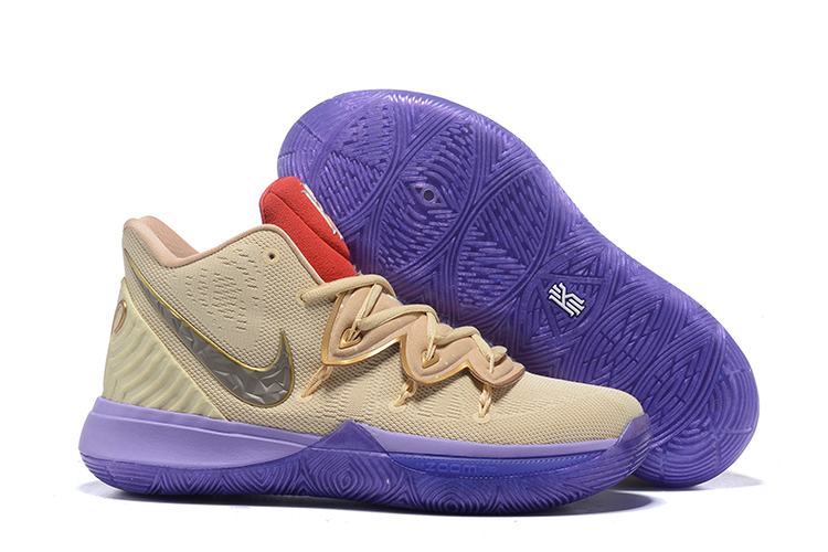 Women's Running weapon Super Quality Kyrie 5 shoes 001