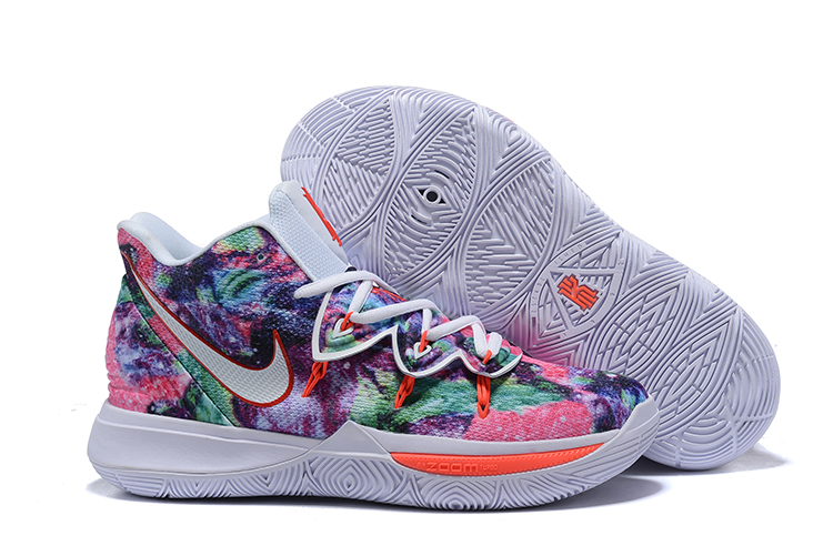 Women's Running weapon Super Quality Kyrie 5 shoes 002